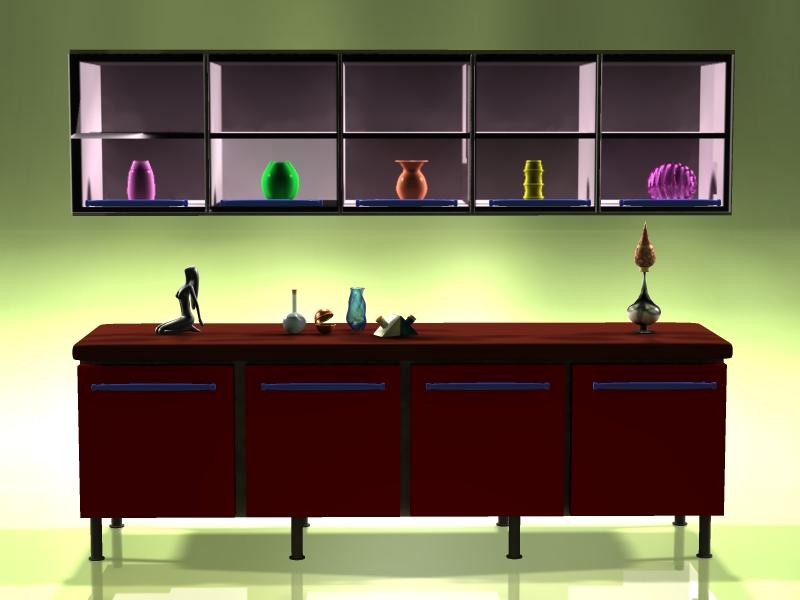 Küche Nr. 2 Teil 2