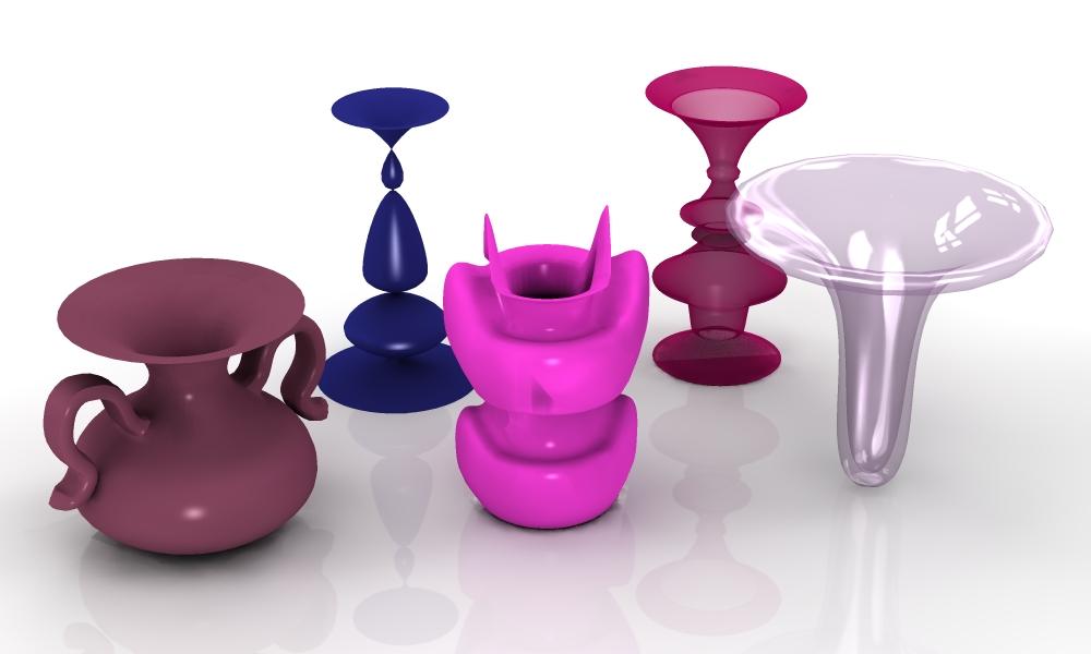 Vasen Set 2